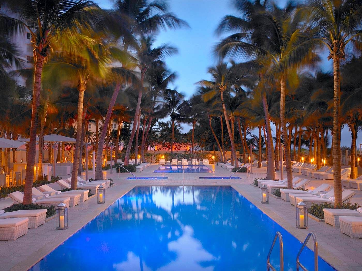 Grand Beach Hotel Miami Day Pass Daycation