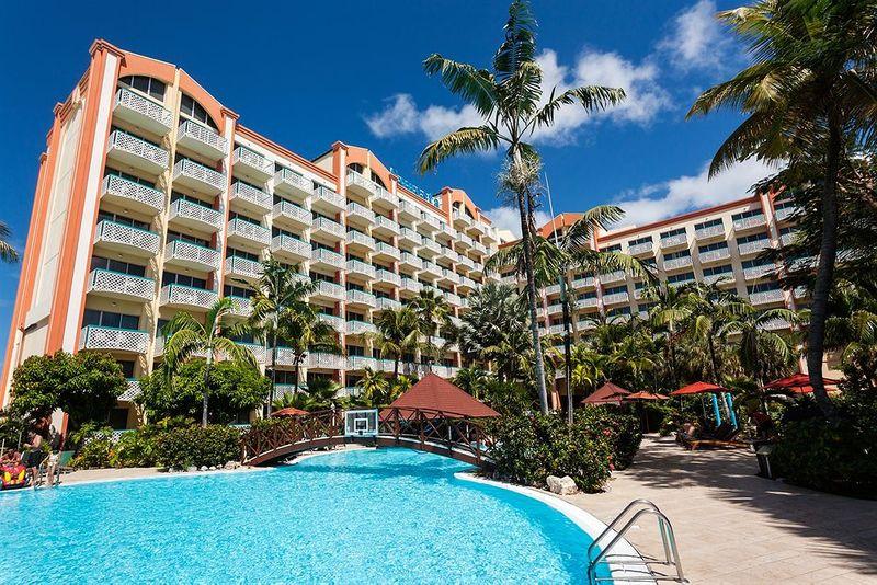 Sonesta Maho Beach Resort St Maarten