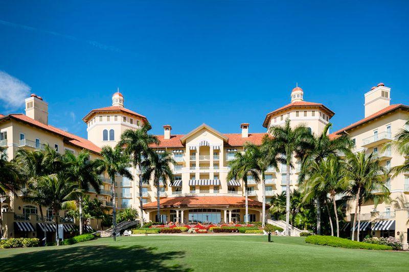 The Ritz-Carlton Golf Resort