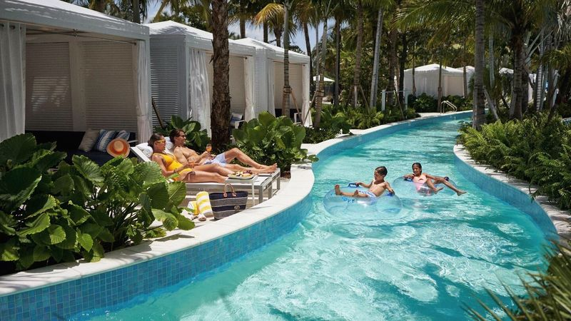Tidal Cove Waterpark At The JW Marriott Miami Turnberry Resort & Spa